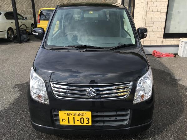 ワゴンRFXリミテッド 格安レンタカー 12H:3,000円